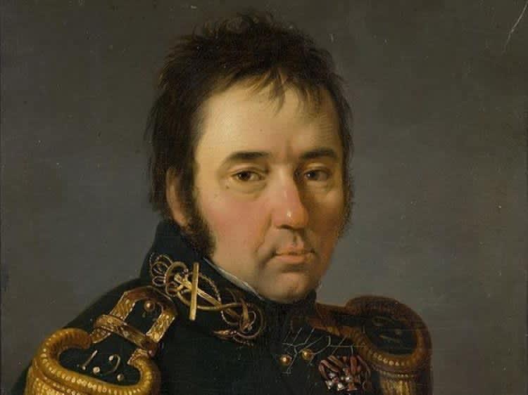 Василий Михайлович Головнин.