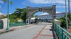 Карибы, Барбадос, гор. Бриджтаун.