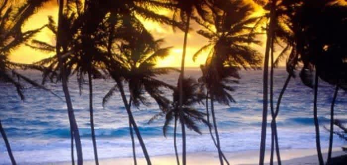 Карибское море. Бриз.
