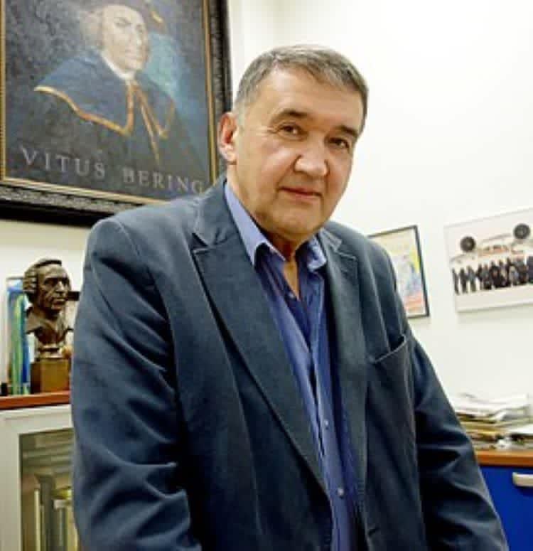Путешественник, писатель Шпаро Дмитрий Игоревич.