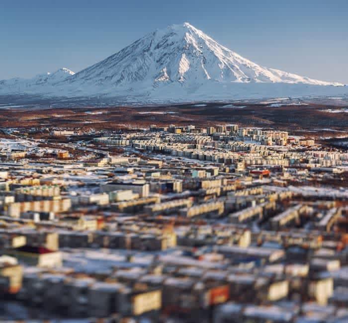 Город Петропавловск-Камчатский