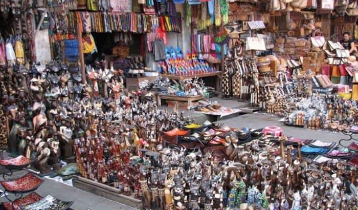 На Бали можно найти и магазины, где сувениры в десять раз дешевле.